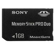 Sony MS Pro Duo 1 Gb