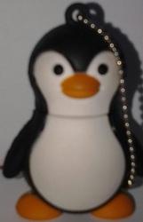 Продам Флешку Пингвин резиновая USB Flash Disk (16GB) в Харькове.